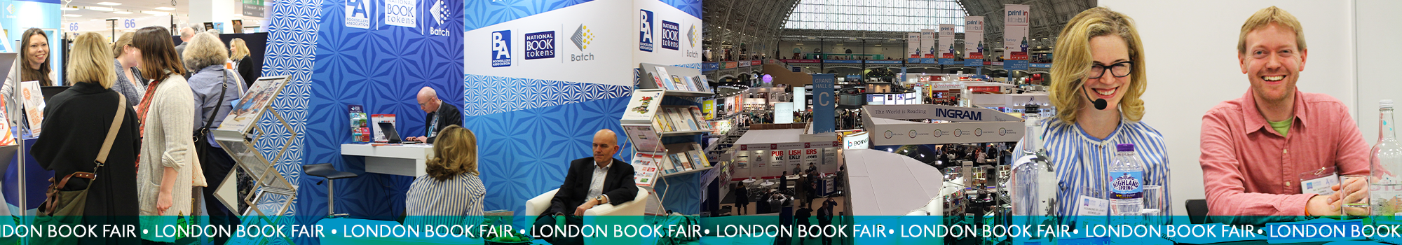 Bookseller Events - Home